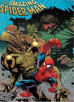 Amazing Spider-Man By Nick Spencer TP Vol 08 Threats & Menac