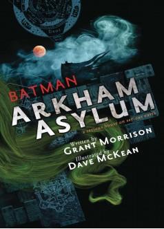 Batman Arkham Asylum New Edition TP
