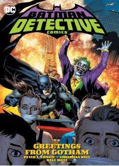 Batman Detective Comics TP Vol 03 Greetings From Gotham
