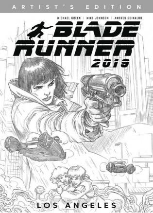 Blade Runner 2019 TP Vol 01 Artist Edition