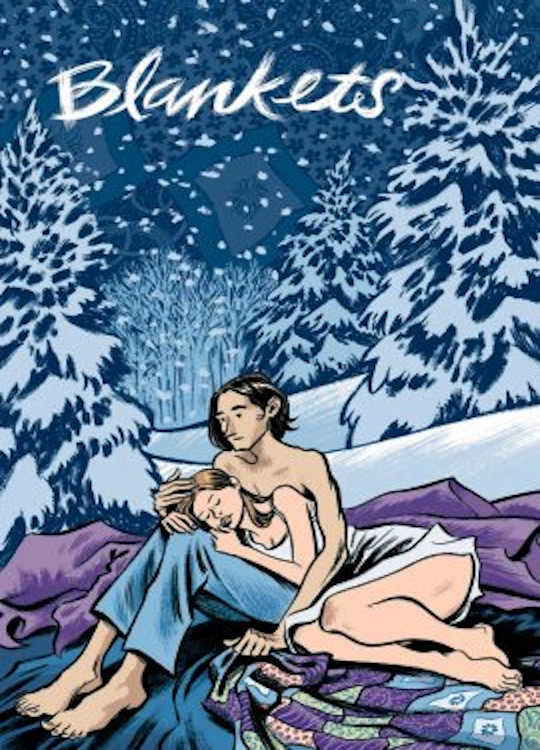 Blankets - Hardcover