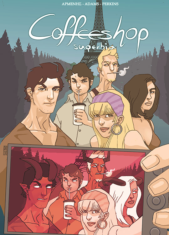 Coffeeshop: 1. Superbia