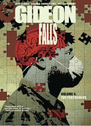 Gideon Falls Volume 4: The Pentoculus