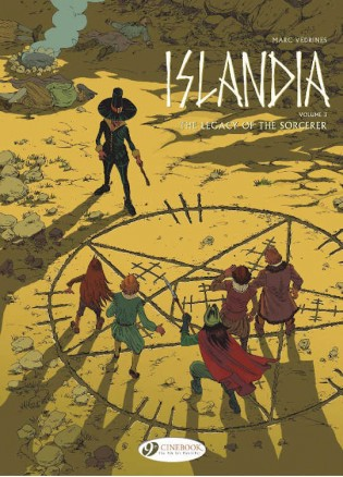 Islandia GN Vol 03 Legacy Of The Sorcerer