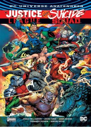 Justice League Eναντίον Suicide Squad