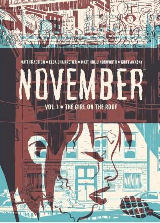 November Volume 1 HC