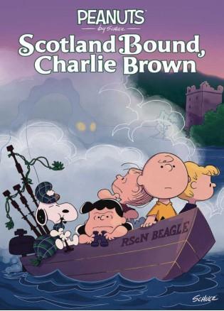 Peanuts Scotland Bound Charlie Brown Ogn Sc