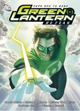 Green Lantern: Πέρα Aπό Tο Φόβο