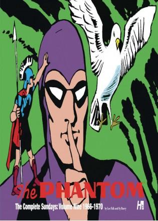 Phantom Comp Sundays HC Vol 09 1966-1970