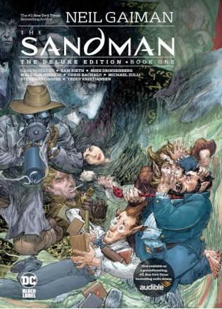 Sandman The Deluxe ED HC Book 1