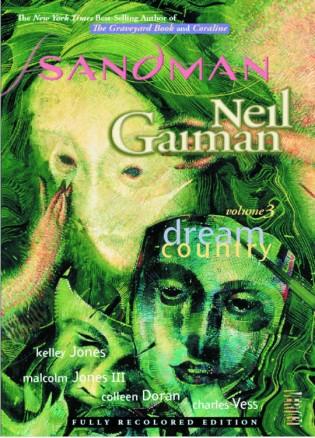 Sandman Book 3