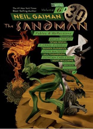 Sandman Book 6