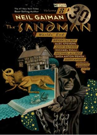 Sandman Book 8