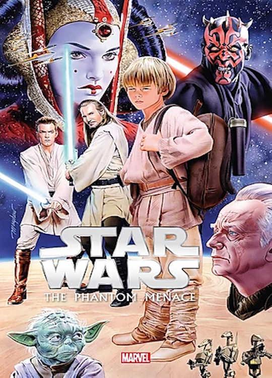 Star Wars #01: H Αόρατη Απειλή