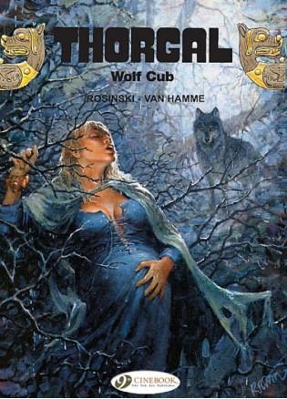 Thorgal 08 - Wolf Cub
