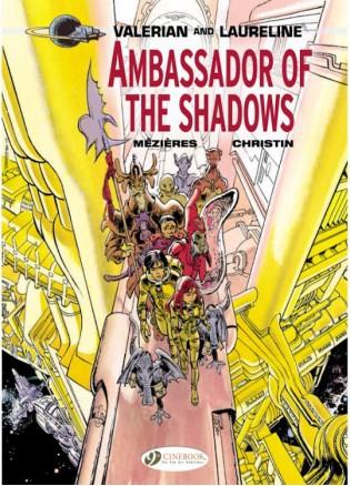 Valerian 06 - Ambassador Of The Shadows