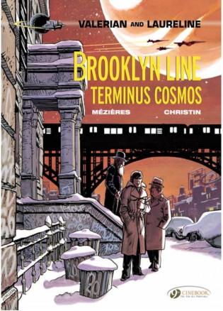 Valerian 10 - Brooklyn Line, Terminus Cosmos