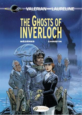 Valerian 11 - The Ghosts Of Inverloch