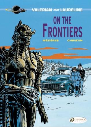 Valerian 13 - On The Fronties