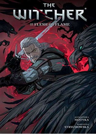 WITCHER: Vol 04 Flesh And Flame