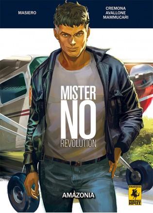 No 5 - Mr No Revolution - Αμαζονία