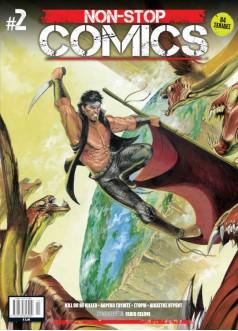 Non-Stop Comics #2
