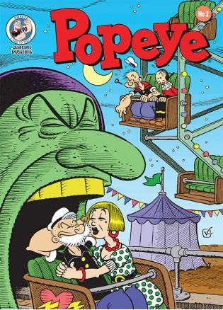 Popeye - No 2